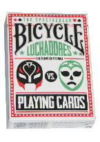 Luchadores playing cards, plastic poker playing cards, low vision cards, large print cards, jumbo index cards, paper cards, professional poker cards, used casino cards, Tally Ho cards, Tally Ho Viper cards, used Strip casino cards, Kem cards, Kem poker cards, Kem bridge cards, Kem jumbo cards, Kem standard index cards, Kem narrow jumbo cards, Kem Jacquard playing cards, bicycle cards, Theory 11 cards, Ellusionist playing cards, fantasy playing cards, nature playing cards, Copag plastic cards, poker cards, bridge cards, casino cards, playing cards, collector cards, tarot cards, magic cards, sports cards, Bee playing cards, Congress cards, Aviator playing cards, collectible card tins, Marilyn Monroe playing cards, Elvis playing cards, magician c