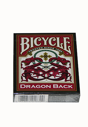 DRAGON BACK BICYCLE  Red