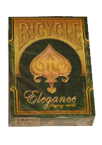 Bicycle Elegance Plastic playing cards, plastic poker playing cards, low vision cards, large print cards, jumbo index cards, paper cards, professional poker cards, used casino cards, Tally Ho cards, Tally Ho Viper cards, used Strip casino cards, Kem cards, Kem poker cards, Kem bridge cards, Kem jumbo cards, Kem standard index cards, Kem narrow jumbo cards, Kem Jacquard playing cards, bicycle cards, Theory 11 cards, Ellusionist playing cards, fantasy playing cards, nature playing cards, Copag plastic cards, poker cards, bridge cards, casino cards, playing cards, collector cards, tarot cards, magic cards, sports cards, Bee playing cards, Congress cards, Aviator playing cards, collectible card tins, Marilyn Monroe playing cards, Elvis playing cards, magician c