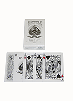 White Ghost Plastic playing cards, plastic poker playing cards, low vision cards, large print cards, jumbo index cards, paper cards, professional poker cards, used casino cards, Tally Ho cards, Tally Ho Viper cards, used Strip casino cards, Kem cards, Kem poker cards, Kem bridge cards, Kem jumbo cards, Kem standard index cards, Kem narrow jumbo cards, Kem Jacquard playing cards, bicycle cards, Theory 11 cards, Ellusionist playing cards, fantasy playing cards, nature playing cards, Copag plastic cards, poker cards, bridge cards, casino cards, playing cards, collector cards, tarot cards, magic cards, sports cards, Bee playing cards, Congress cards, Aviator playing cards, collectible card tins, Marilyn Monroe playing cards, Elvis playing cards, magician c
