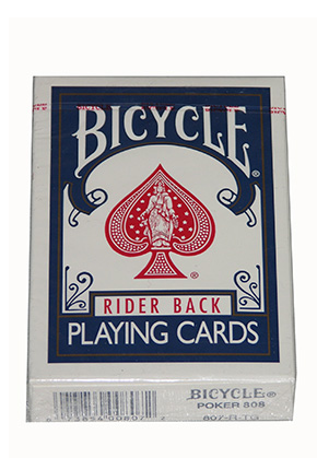 BICYCLE RIDERBACK, OLD