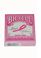 BICYCLE RIBBON BREAST C