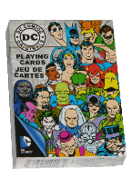 DC COMICS ORIGINALS Plastic playing cards, plastic poker playing cards, low vision cards, large print cards, jumbo index cards, paper cards, professional poker cards, used casino cards, Tally Ho cards, Tally Ho Viper cards, used Strip casino cards, Kem cards, Kem poker cards, Kem bridge cards, Kem jumbo cards, Kem standard index cards, Kem narrow jumbo cards, Kem Jacquard playing cards, bicycle cards, Theory 11 cards, Ellusionist playing cards, fantasy playing cards, nature playing cards, Copag plastic cards, poker cards, bridge cards, casino cards, playing cards, collector cards, tarot cards, magic cards, sports cards, Bee playing cards, Congress cards, Aviator playing cards, collectible card tins, Marilyn Monroe playing cards, Elvis playing cards, magician c