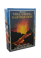 DISCOVER VOLCANOES & EARTHQUAKES CARDS