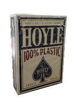 HOYLE PLASTIC BLUE