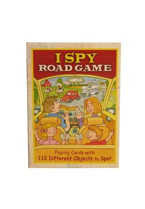I SPY ROAD GAME