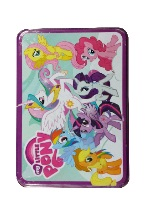 MY LITTLE PONY 2 PACK IN KEEPSAKE TIN Plastic playing cards, plastic poker playing cards, low vision cards, large print cards, jumbo index cards, paper cards, professional poker cards, used casino cards, Tally Ho cards, Tally Ho Viper cards, used Strip casino cards, Kem cards, Kem poker cards, Kem bridge cards, Kem jumbo cards, Kem standard index cards, Kem narrow jumbo cards, Kem Jacquard playing cards, bicycle cards, Theory 11 cards, Ellusionist playing cards, fantasy playing cards, nature playing cards, Copag plastic cards, poker cards, bridge cards, casino cards, playing cards, collector cards, tarot cards, magic cards, sports cards, Bee playing cards, Congress cards, Aviator playing cards, collectible card tins, Marilyn Monroe playing cards, Elvis playing cards, magician c