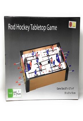 Rod Hockey Tabletop Game