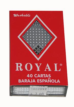 ROYAL PLASTIC SPANISH
