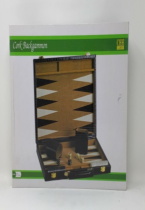 Backgammon Faux Gator
