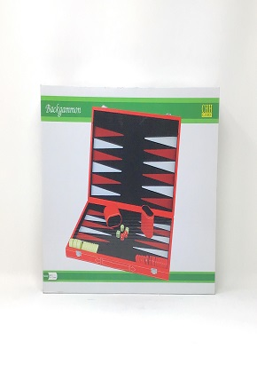 Backgammon Red
