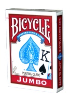 BICYCLE JUMBO RED bicycle, red, jumbo,