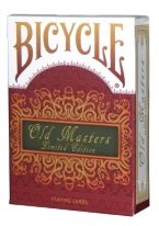 BICYCLE OLD MASTERS LIMITED EDITION