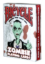 ZOMBIE CARDS zombie, zombie playing cards, spooky, scary, halloween