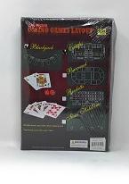 Blackjack/craps home style felt layout  - 704551070528