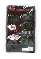 Blackjack/roulette home style felt layout  - LV705R