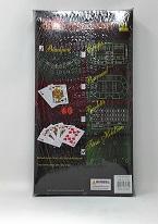 Blackjack/Texas Hold'em felt layout  - 704551070702