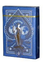 TYCOON-BLUE Plastic playing cards, plastic poker playing cards, low vision cards, large print cards, jumbo index cards, paper cards, professional poker cards, used casino cards, Tally Ho cards, Tally Ho Viper cards, used Strip casino cards, Kem cards, Kem poker cards, Kem bridge cards, Kem jumbo cards, Kem standard index cards, Kem narrow jumbo cards, Kem Jacquard playing cards, bicycle cards, Theory 11 cards, Ellusionist playing cards, fantasy playing cards, nature playing cards, Copag plastic cards, poker cards, bridge cards, casino cards, playing cards, collector cards, tarot cards, magic cards, sports cards, Bee playing cards, Congress cards, Aviator playing cards, collectible card tins, Marilyn Monroe playing cards, Elvis playing cards, magician c