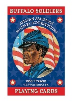 Buffalo Soldier Playing Cards Plastic playing cards, plastic poker playing cards, low vision cards, large print cards, jumbo index cards, paper cards, professional poker cards, used casino cards, Tally Ho cards, Tally Ho Viper cards, used Strip casino cards, Kem cards, Kem poker cards, Kem bridge cards, Kem jumbo cards, Kem standard index cards, Kem narrow jumbo cards, Kem Jacquard playing cards, bicycle cards, Theory 11 cards, Ellusionist playing cards, fantasy playing cards, nature playing cards, Copag plastic cards, poker cards, bridge cards, casino cards, playing cards, collector cards, tarot cards, magic cards, sports cards, Bee playing cards, Congress cards, Aviator playing cards, collectible card tins, Marilyn Monroe playing cards, Elvis playing cards, magician c