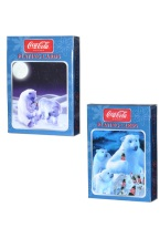 BICYCLE COCA COLA BEARS