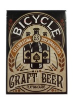Bicycle Craft Beer Plastic playing cards, plastic poker playing cards, low vision cards, large print cards, jumbo index cards, paper cards, professional poker cards, used casino cards, Tally Ho cards, Tally Ho Viper cards, used Strip casino cards, Kem cards, Kem poker cards, Kem bridge cards, Kem jumbo cards, Kem standard index cards, Kem narrow jumbo cards, Kem Jacquard playing cards, bicycle cards, Theory 11 cards, Ellusionist playing cards, fantasy playing cards, nature playing cards, Copag plastic cards, poker cards, bridge cards, casino cards, playing cards, collector cards, tarot cards, magic cards, sports cards, Bee playing cards, Congress cards, Aviator playing cards, collectible card tins, Marilyn Monroe playing cards, Elvis playing cards, magician c