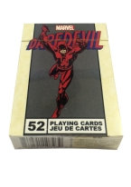 DAREDEVIL PLAYING CARDS marvel, superhero, superheroes, daredevil, dare devil, playing cards, cards,