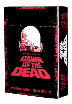 Dawn Of The Dead Tv Film Playing Cards Gamblers
