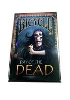 BICYCLE DAY OF THE DEAD bicycle, day of the dead, zombie, scary, spooky, halloween