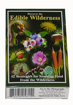 DISCOVER EDIBLE WILDERN