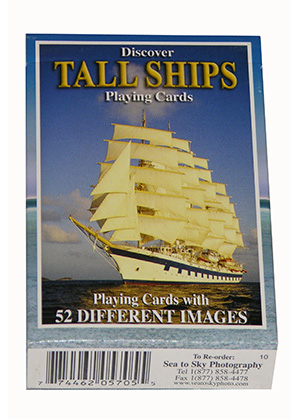 DISCOVER TALL SHIPS