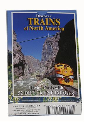 DISCOVER TRAINS