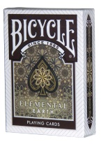 BICYCLE ELEMENTAL EARTH earth, signs, bicycle, uspc, taurus, virgo, capricorn, elemental