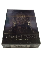 GAME OF THRONES YOU WIN OR YOU DIE game of thrones, you win or you die, playing cards, tv playing cards, game, thrones, got