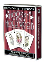 HOORAY FOR HOLLYWOOD hooray, hollywood, featuring, 52, greatest, movie lines, humphrey, bogart, bette davis, clark gable, audrey hepburn, al pacino
