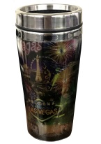 FIREWORK TRAVEL MUG