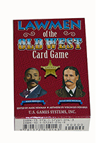 OLD WEST CARD GAMES