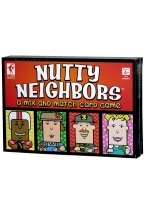 NUTTY NEIGHBORS MIX AND MATCH kids, kid games, children, friendly, puzzles