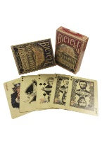 US Presidents Democrat- Bicycle Bicycle, USPC, Presidents, Republicans, political Cards,