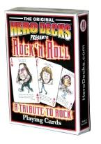ROCKN ROLL DECK rock, roll, janis joplin, bono, alice cooper