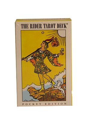 RIDER TAROT POCKET