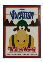 NATIONAL LAMPOONS WALLEY WORLD griswolds, tv/flim, national lampoon