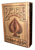 BICYCLE WOOD DECK