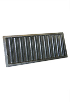 CHIP TRAY, 12-TUBE ALUM