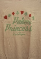 POKER PRINCESS PINK