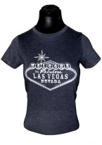 LAS VEGAS SIGN WOMENS T-SHIRT