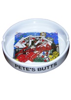PERSONALIZED ASHTRAYS