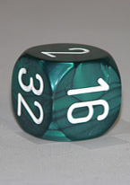 DOUBLING CUBE 30MM