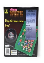 Mini Roulette Set  - 704551150015