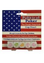 POLITICAL POKER DICE