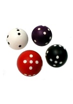 ROUND DICE Casino quality dice, used casino dice, game dice, backgammon dice, novelty dice, dice sticks, dice accessories, balancers, cancellers, dice cup, dice games, dice squares, micrometer, craps accessories, 3/4 inch dice, 11/16 inch dice, round edge dice, green sand finish dice, red sand finish dice, 2 inch foam dice, 4 inch foam dice, controlled casino dice, 3/4 inch casino dice, polished casino dice, crooked dice, doubled dice, cancelled dice, doubling cubes, metak dice, miniature dice, giant dice, pai gow 5/8 inch dice, round dice, ten-sided dice, 20-sided dice, dice sticks, dice balancing caliper, dice cancellers, dice bowls